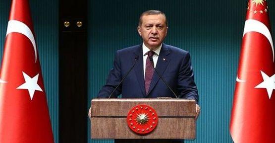 Cumhurbaşkanı Erdoğan Uyardı !