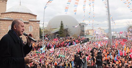 Cumhurbaşkanı Erdoğan'BUNLARIN BEDELİNİ ÖDEYECEKLER'