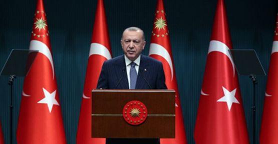"""Cumhurbaşkanı Recep Tayyip Erdoğan """"MİLLETİMİZİN HER KESİMİNE DESTEK OLDUK"""""""