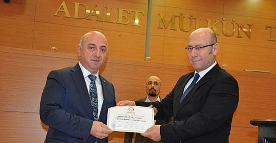 Darıca Belediye Başkanı Muzaffer Bıyık görevi devraldı