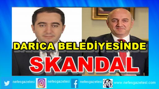 Darıca Belediyesinde Skandal! Bıyık ve Özkan iş kazasını örtbas ettirdi