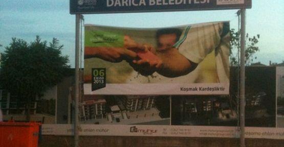 Darıca Belediyesi'nden Umursamazlık!1 milyon liradan fazla parayı reklama gömüyor