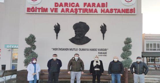 """DARICA FARABİ'DE """"HAK VE ADALET DİYENLERİN"""" ZAFERİ"""
