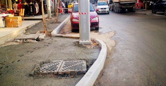 Darıca'da Belediyesinden mühendislik harikası görüntü