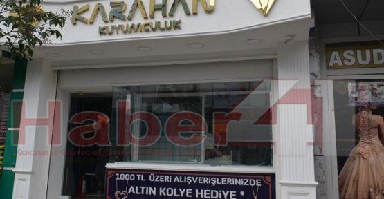 Darıca'da Filmleri Aratmayan Hırsızlık Olayı