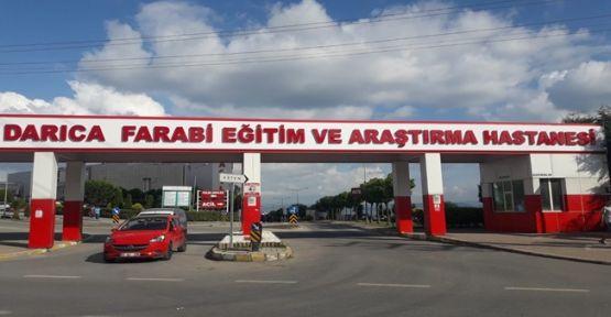 Darıca'da Göçük altında kalan işçi hayatını kaybetti