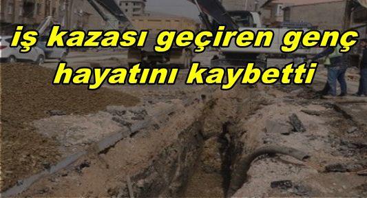 Darıca'da iş kazasında yaralanan genç hayatını kaybetti!