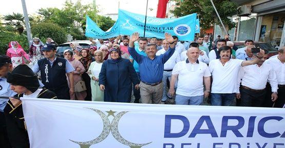 Darıca'da Şehirler Ve Kültürler Festivali başladı