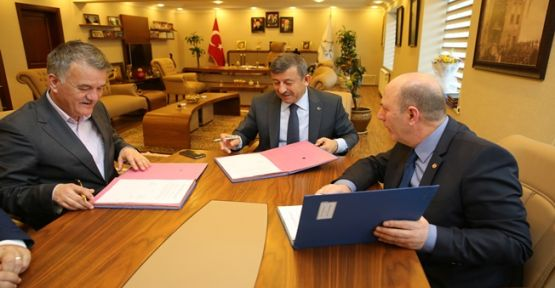 Darıca'da sosyal denge protokolü imzalandı