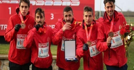 Darıca'lı Atlet Avrupa İkincisi !