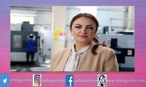 Devlet desteğiyle işini kuran kadın girişimci CERN'e ihracat yapıyor