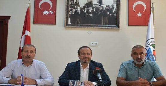 Dilovası Belediyesi Temmuz ayı meclis toplantısı gerçekleşti