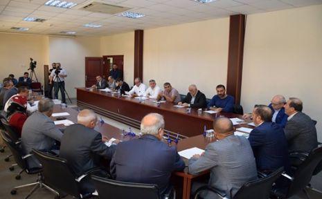 Dilovası Ekim ayı meclis toplantısı yapıldı