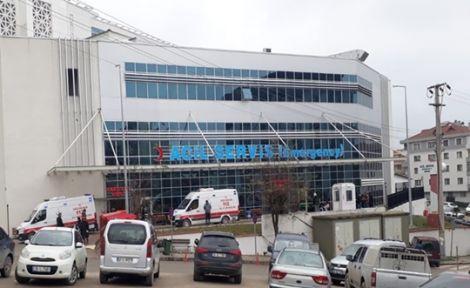 Dilovası'nda mobilya fabrikasında tank patladı:3 yaralı