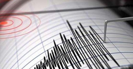 Doğuda Korkutan Deprem!
