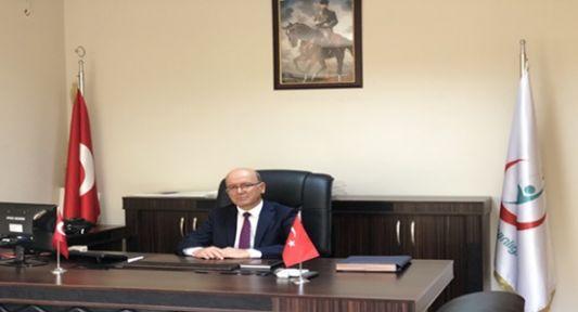 Dr.İlhan Kadıoğlu İlçe Sağlık Müdürü Oldu
