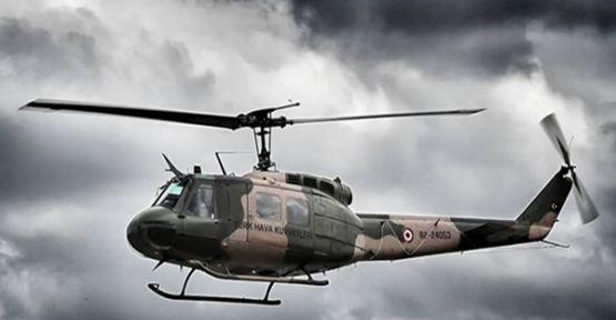 Düşen Helikopterdeki 4 Askerimiz Şehit Oldu!