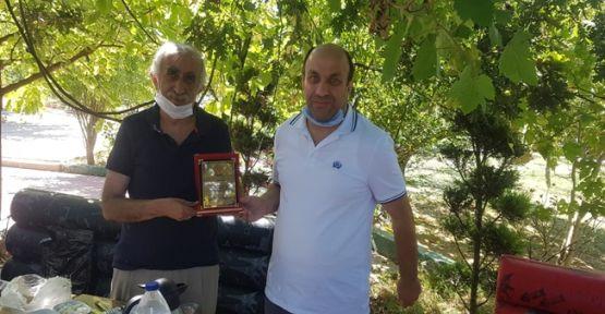 Eğitimci İshak Arslan emekli oldu