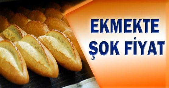 Ekmeği 1.25'den satanlara yasal işlem yapılacak