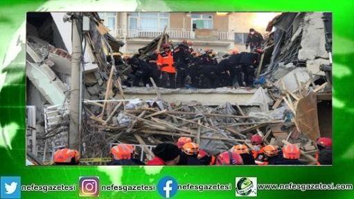 Elazığ depreminde ölenlerin sayısı 39'a yükseldi!