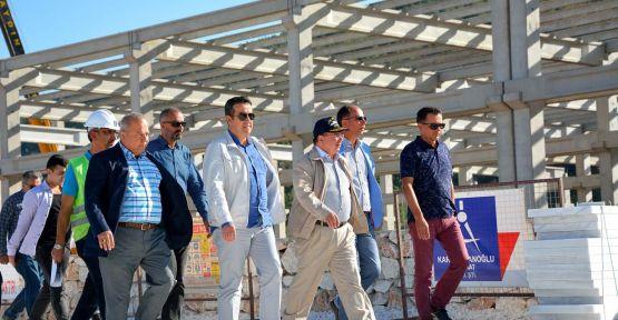 Ercan Ailesinden Muğla'ya 100 milyon liralık yatırım