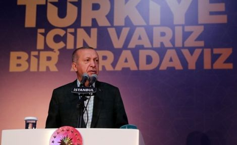 Erdoğan Ramazan Bayramı'nı tebrik etti.
