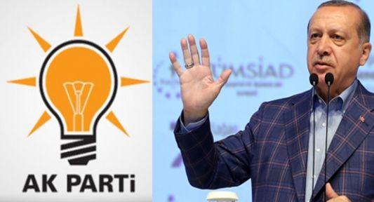Erdoğan talimatı verdi AK Parti'de kucaklaşma başladı