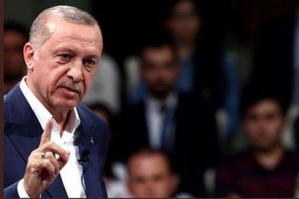 Erdoğan'' Yeni isimlerle yürüyeceğiz''