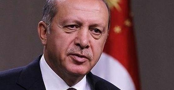 Erdoğan'dan MHP'ye 50. yıl mesajı