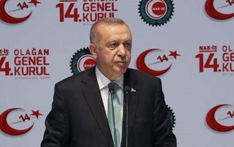 """Erdoğan""""HAKKA, HAKİKATE, ADALETE, EHLİYET VE LİYAKATE DAHA ÇOK ÖNEM VERECEĞİZ"""""""