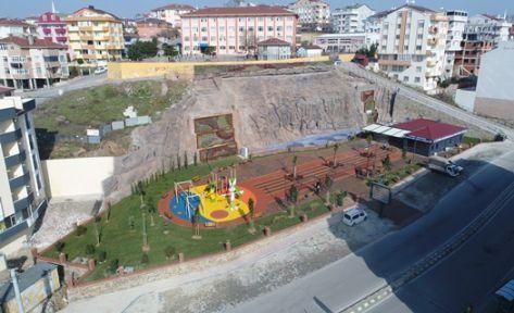 Erişler Şelaleli Semt Meydanı ve Sosyal Tesisleri 26 Şubat 2019 Salı Günü Hizmete Açılıyor