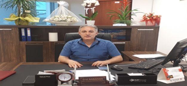 Erol Karahan, Destek ve Kalite Hizmetleri Müdürü Oldu