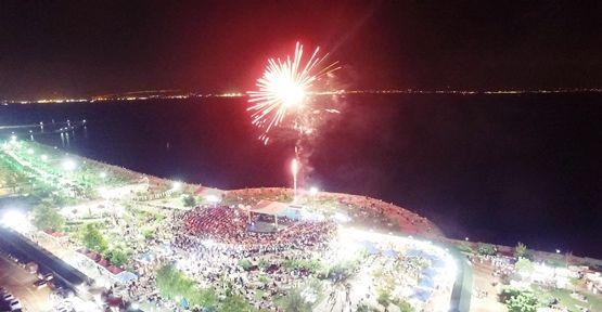 Erzurumlular Darıca Sahile Sığmadı!