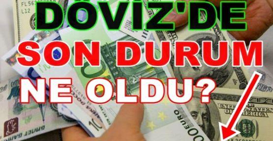 Faiz kararı sonrası Dolar ve euro sert düştü