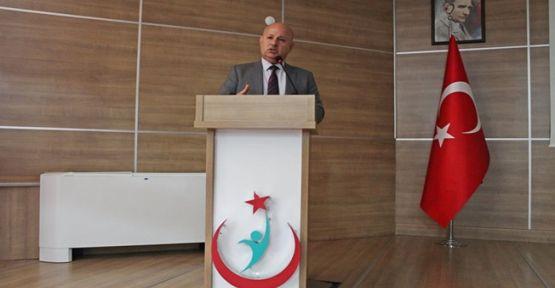 Farabi'de Doktor Bilgilendirme Toplantıları Devam Ediyor