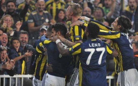 Fenerbahçe dünya devini yıktı:2-1