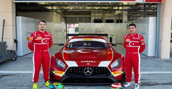 FIA GT Uluslar Kupası TÜRKİYE'nin