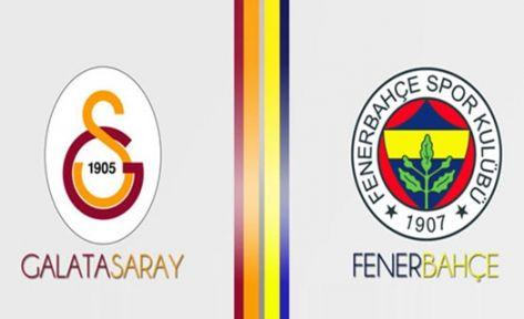 Galatasaray Fenerbahçe maçı ne zaman saat kaçta?