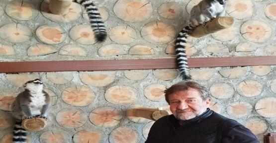 Gazeteci Çoşkun Aral, Ormanya'yı çok beğendi