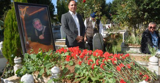 Gazeteciler Murat Tosunoğlu'nu unutmadı