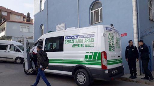 Gebze Fatih Camiinde bir kişi vefat etti