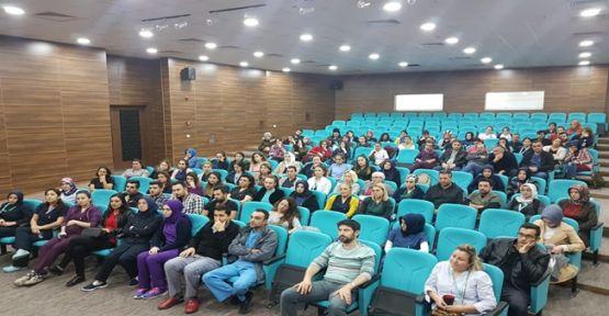 Gebze Fatih Devlet Hastanesi Personeline Eğitim.