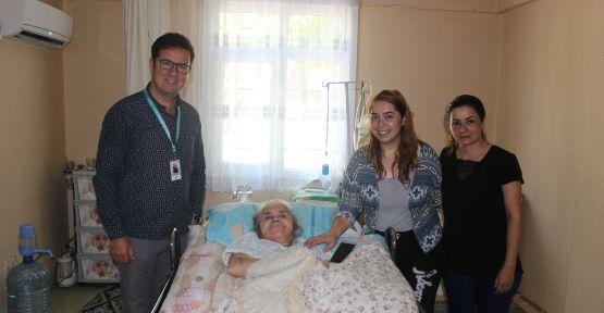 Gebze Fatih Devlet Hastanesinde Evde Bakım Hizmetleri Değerlendirildi