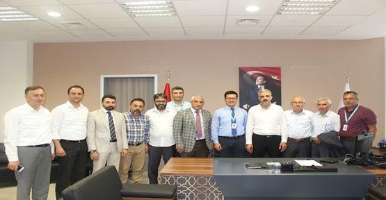 Gebze Fatih Devlet Hastanesine Önemli Ziyaretler…