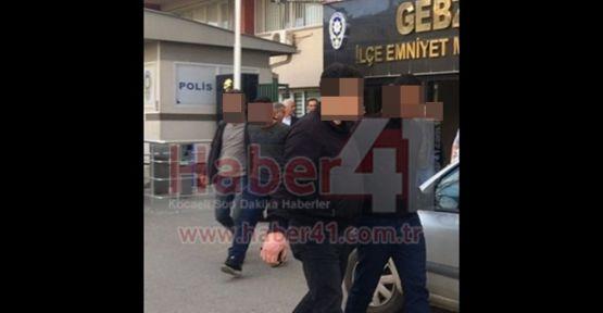 Gebze Polisi hırsızlık şebekesini çökertti!