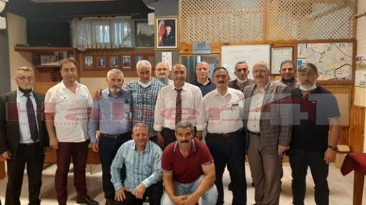 Gebze Trabzonlular Derneği Başkanı H. İbrahim Kadıoğlu oldu