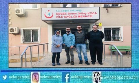 GEBZE'DE AİLE HEKİMLERİNE EBYS EĞİTİMİ