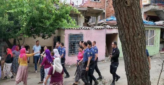 Gebze'de iki aile arası kavga: 1 yaralı