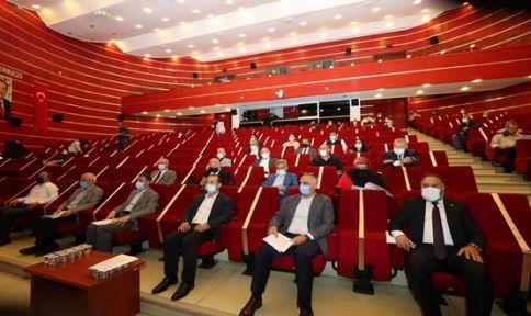 Gebze'de Mayıs Meclisi 1. Oturumu Tamamlandı