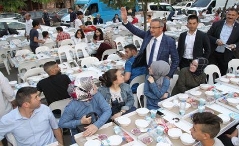 Gebze'de Ramazan Bir Başka Güzel